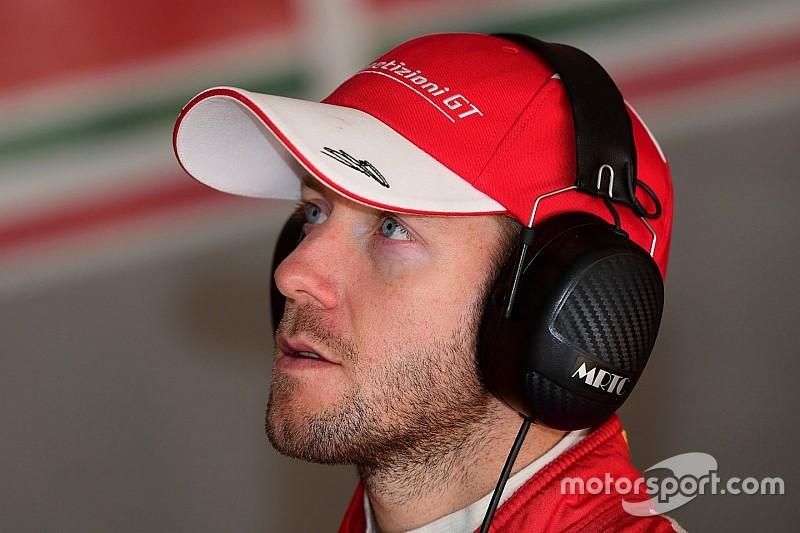 Bird regresa a Scuderia Corsa para correr las 24 de Daytona