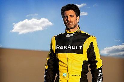 Spataro abandonó el Dakar