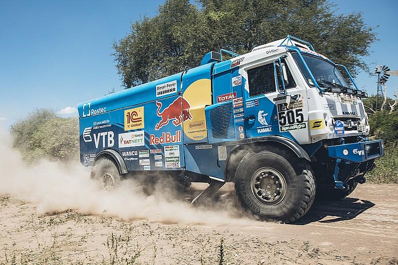 Дакар-2017, Етап 3: перша перемога КамАЗ, провал де Роя