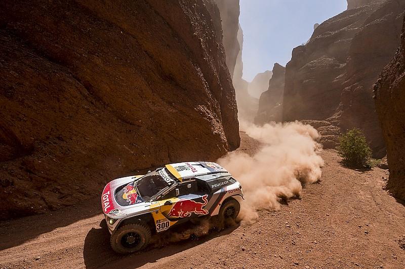 Reli Dakar Stage 3: Peterhansel menang, Al-Attiyah terhenti