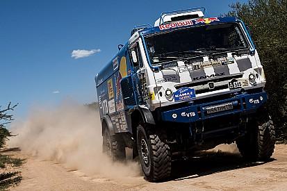 Dakar 2017: Nikolaev wint, drama voor De Rooy en Van den Brink