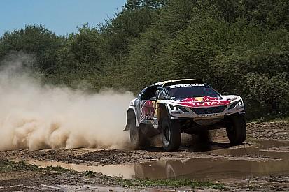Dakar 2017: Peugeot auf dem Vormarsch, Drama um Toyota