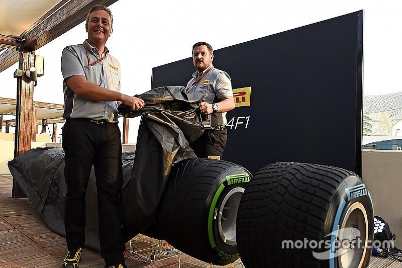 Ізола: Команди вивчають нові шини на симуляторах