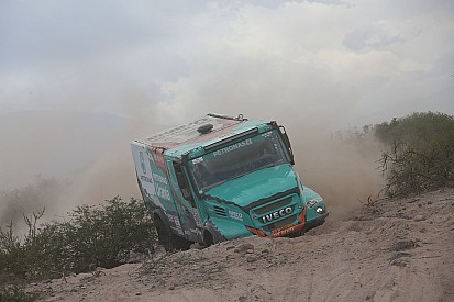 Dakar 2017: De Rooy slaat terug met dagzege, Sotnikov pakt leiding