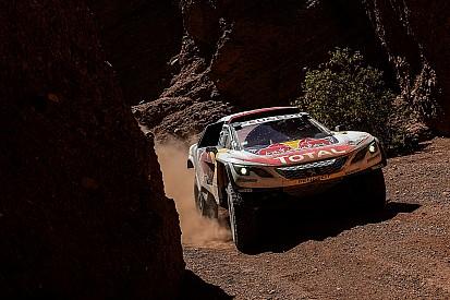 Reli Dakar Stage 4: Despres berjaya, Loeb dan Sainz alami masalah