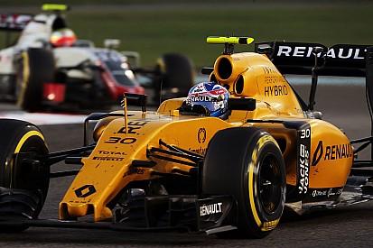 """【F1】パーマー「冬にジムをサボっていたドライバーはすぐに""""バレる""""」"""