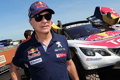 Peugeot confirme l'abandon de Sainz