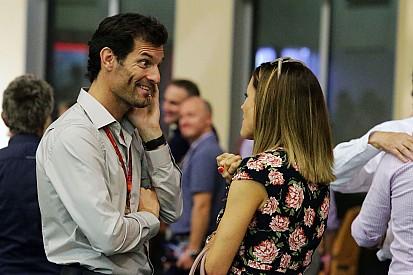 Webber: Ricciardo ott van a legjobb három versenyző között