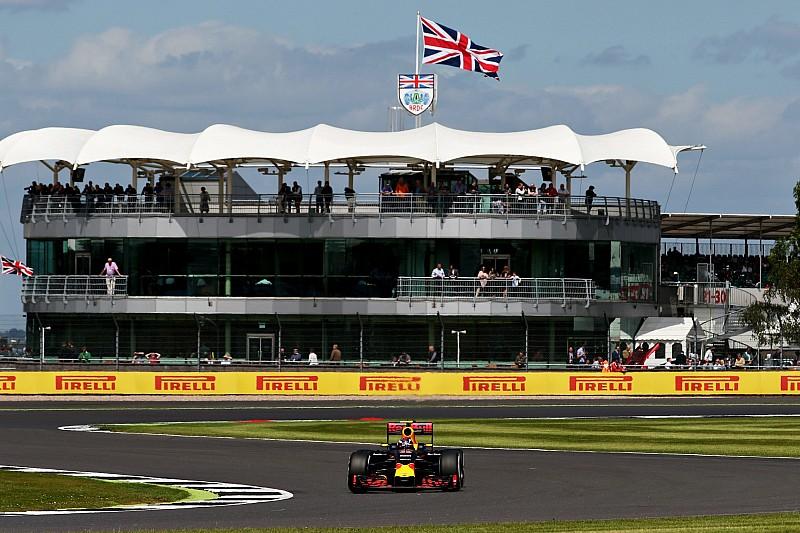 银石考虑在2017年启动停办英国大奖赛条款