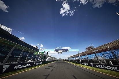 Los F1 más rápidos de 2017 obligan a modificar Albert Park