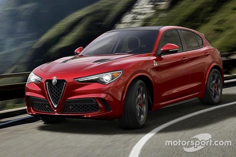 Bientôt un deuxième SUV Alfa Romeo