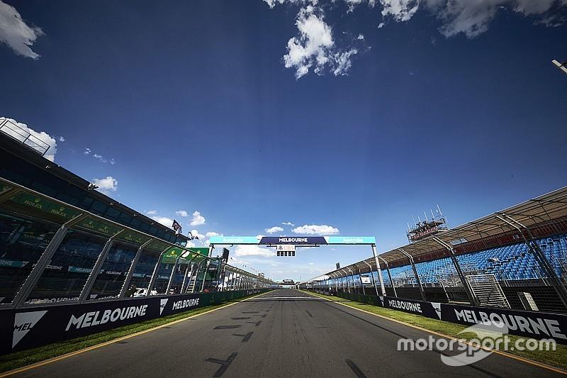 Wegen schnellerer F1-Autos 2017: Änderungen an der Strecke in Melbourne