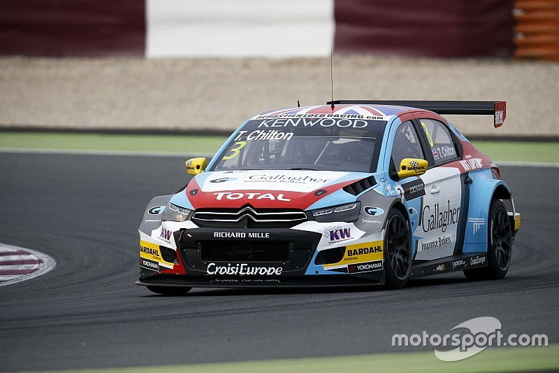 Tom Chilton prolonge avec le Sébastien Loeb Racing