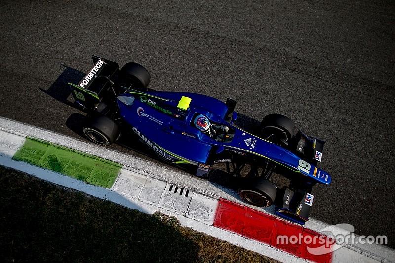 Carlin quitte le GP2 Series