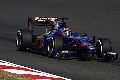 Ex-equipe de Nasr, Carlin decide abandonar GP2