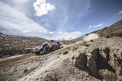 Autos: Segunda victoria para Loeb en la quinta etapa