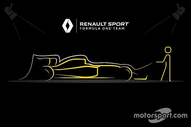 Renault anuncia la fecha de presentación de su monoplaza