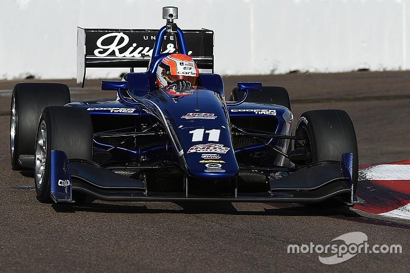 A Carlin távozik a GP2-ből - irány Amerika?