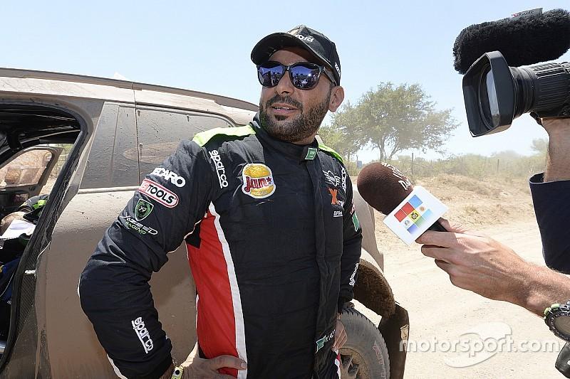 Al-Rajhi pone en aprietos a la organización del Dakar