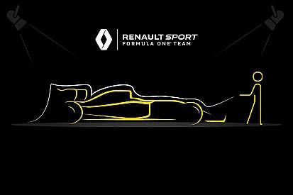 【F1】ルノー、2017年マシンの発表日を公表