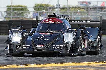 IMSA-Test in Daytona: Rebellion Racing startet mit Bestzeit