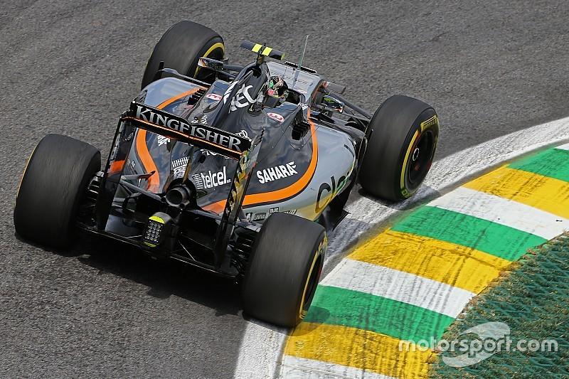 Force India annonce que la VJM10 a passé tous les crash-tests