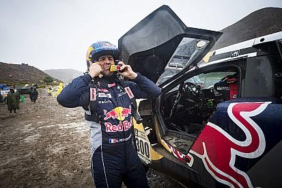 """Peterhansel: """"Essere in testa alla Dakar ha un valore simbolico"""""""