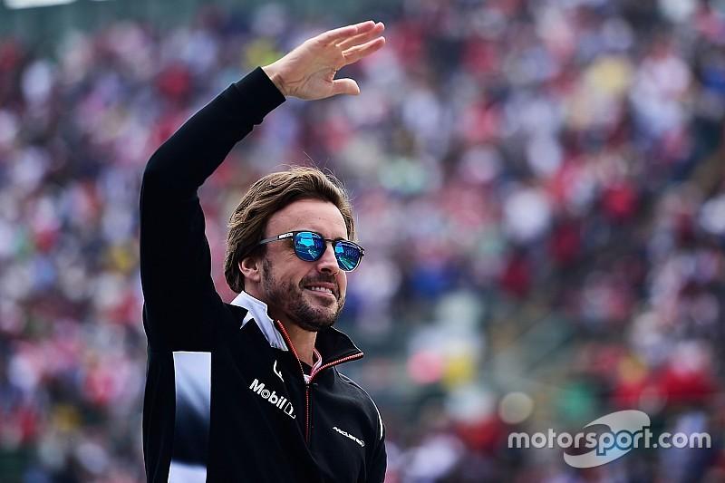 """Alonso: """"Cuando te retiras eres un ídolo"""""""