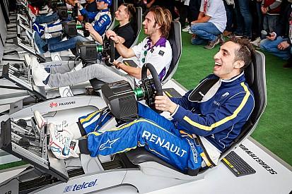 Virtuelles Formel-E-Rennen in Las Vegas mit 1 Million Dollar Preisgeld
