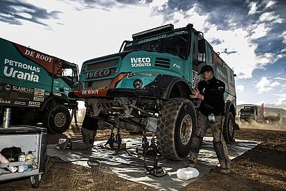 Iveco-Fahrer Gerard de Rooy übernimmt Truck-Führung