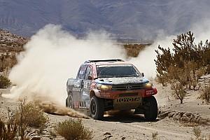 Dakar News Nani Roma: Peugeots Geschwindigkeit in Höhenlagen unschlagbar