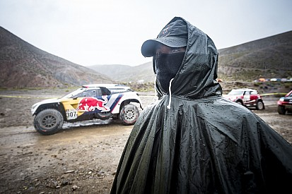 达喀尔第六赛段因恶劣天气取消