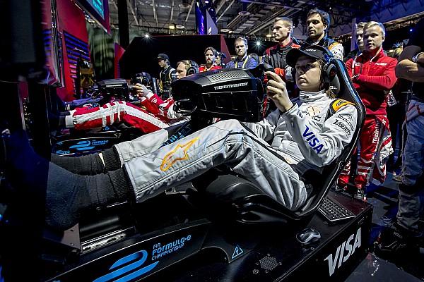 Formule E Nieuws Nederlandse simracer Bono Huis wint 200.000 dollar in eRace Las Vegas