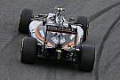 Force India: törésteszt teljesítve!
