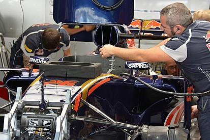 Toro Rosso trabajará 24 horas al día para llegar al máximo