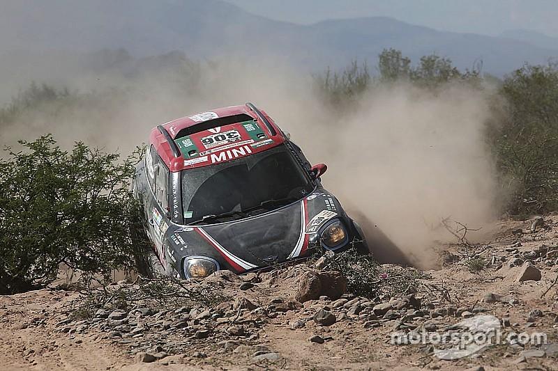 El Dakar lo da por retirado, pero Al Rajhi sigue en carrera
