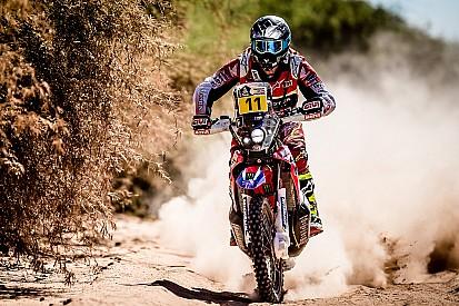 Dakar, la Honda ora ha una sola parola d'ordine: attaccare!