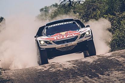 Peugeot tolak terapkan team order di Reli Dakar