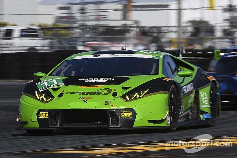 Lamborghini alla 24 Ore di Daytona con 8 Huracan GT3