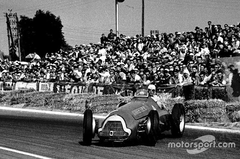 Все чемпионские машины Формулы 1: 1950-1969