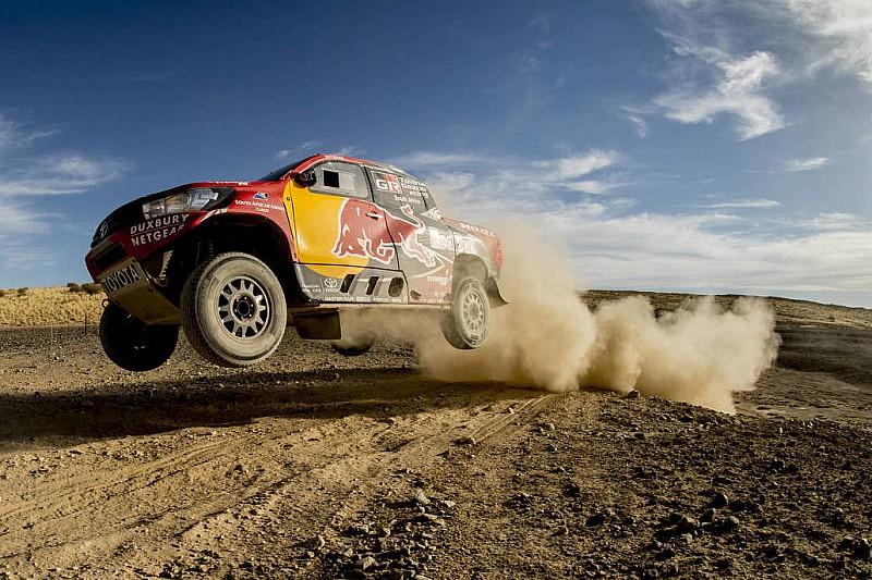 """De Villiers: Rallye Dakar 2017 wegen ungenauem Roadbook """"eine Lotterie"""""""