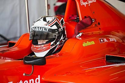 Jorg, piloto de Renault, disputará la GP3 con el equipo Trident