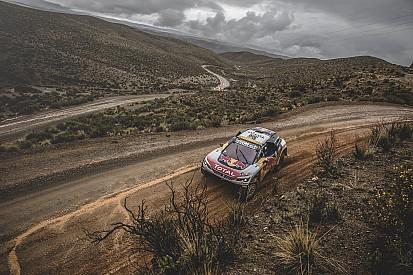 Peterhansel e Loeb fazem 1-2 da Peugeot e abrem duelo direto