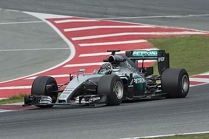 分析:巴塞罗那模拟数据表明F1赛车变化的影响
