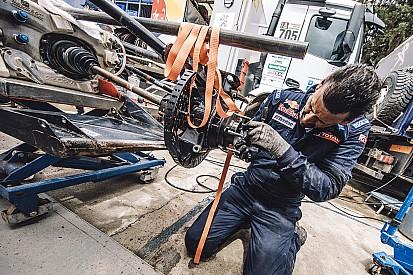 Dakar: perché Peugeot usa pinze freno ad aria Brembo nel deserto?