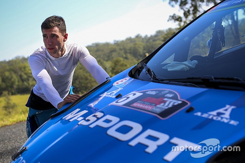 WRC2 - Suninen rejoint Camilli chez M-Sport