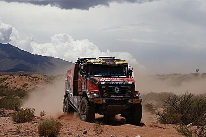 Camión: Sotnikov se pone en cabeza tras la etapa maratón