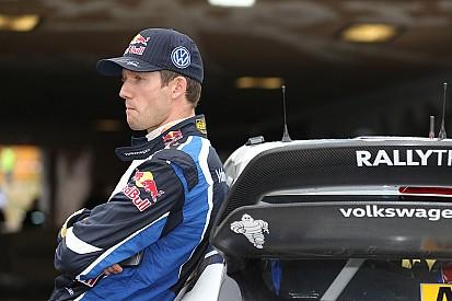 Ogier crasht met Fiesta ter voorbereiding op Rally van Monte Carlo