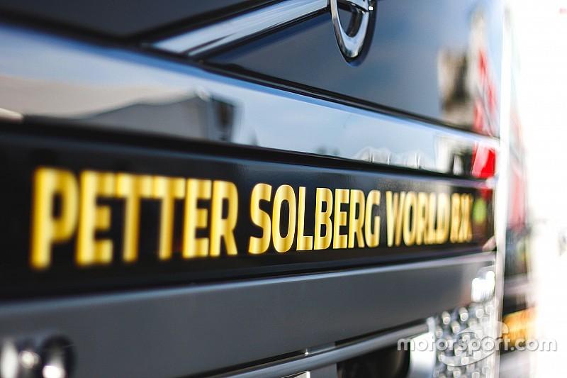 Petter Solberg RX reçoit le soutien officiel de Volkswagen
