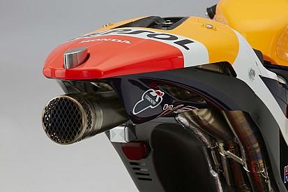 El equipo oficial Honda firma por SC-Project como suministrador de escapes